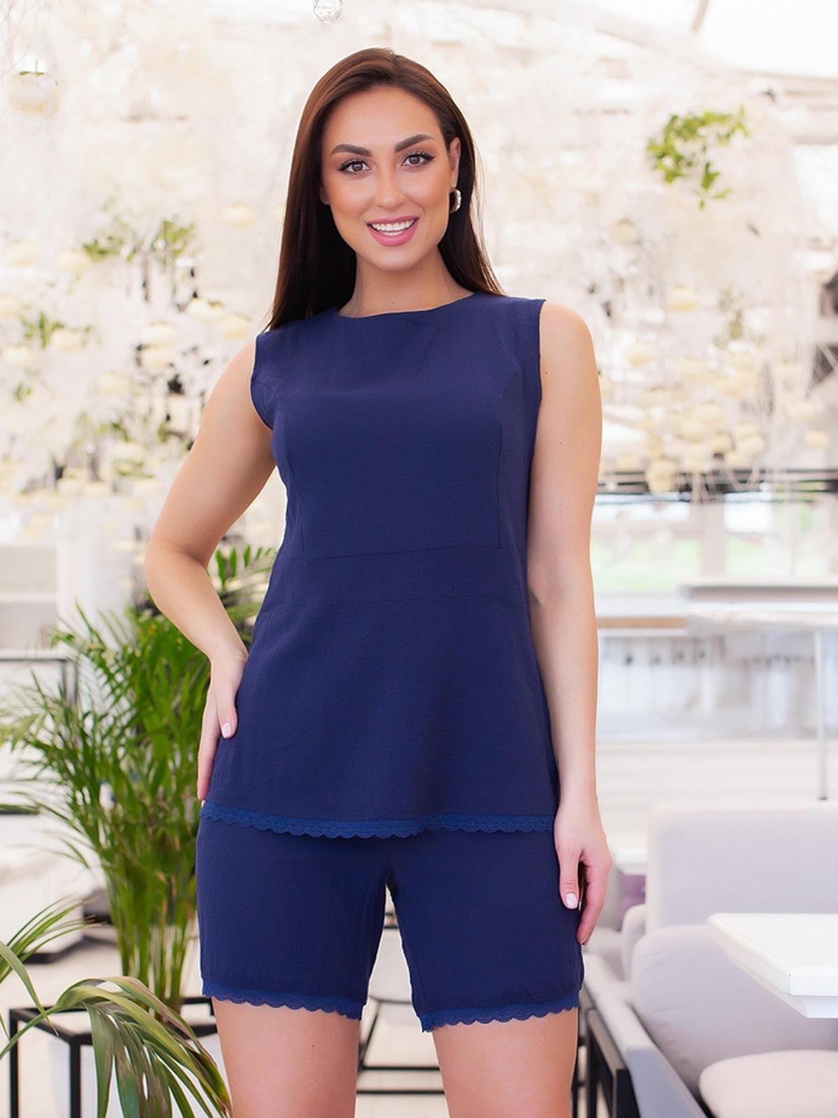 Костюм: блуза и шорты   5379700