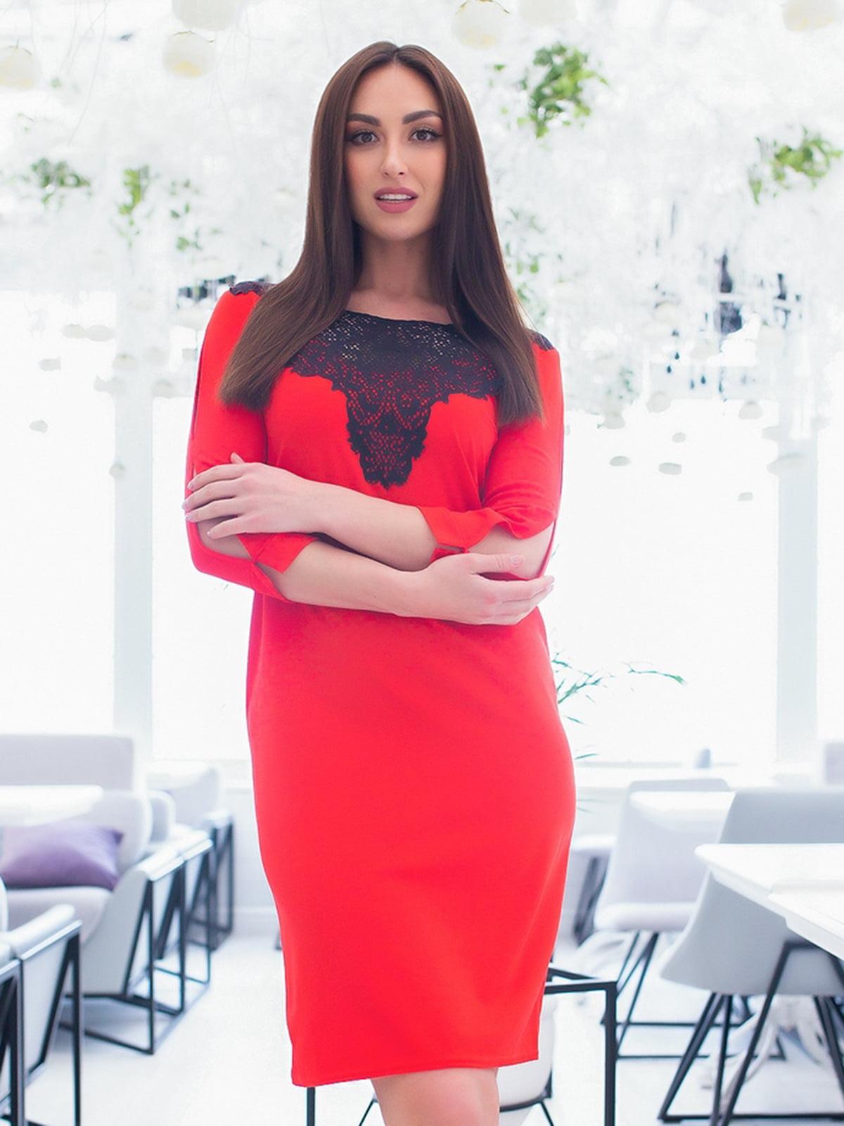 Сукня червона | 5379714