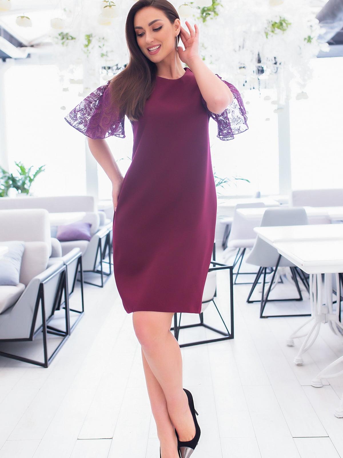 Сукня кольору фуксії   5379720