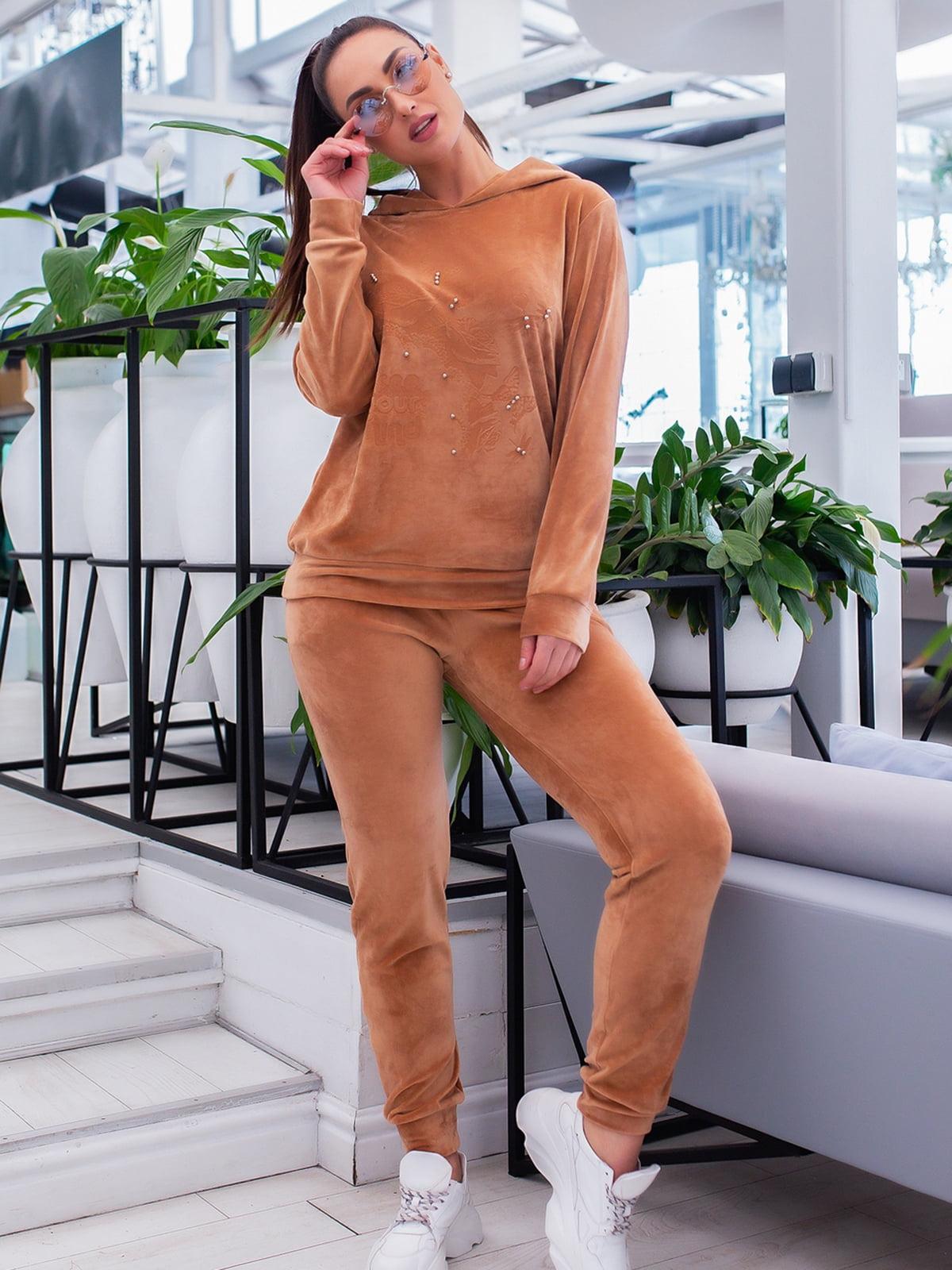 Костюм: худи и брюки | 5382090