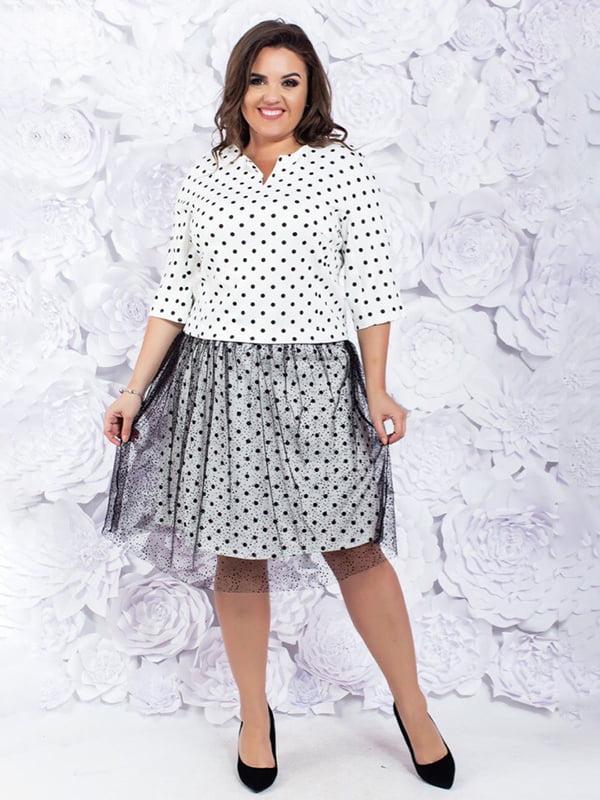 Комплект: блуза і спідниця | 5402859