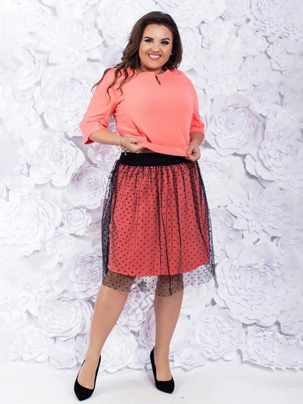 Комплект: блуза і спідниця   5402860