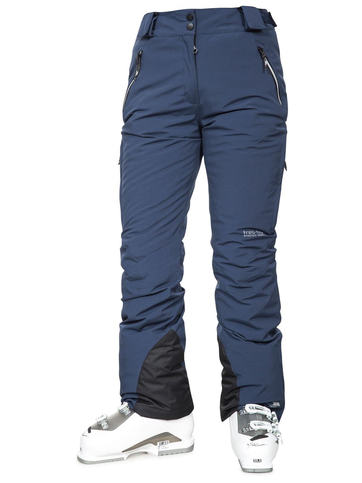 Брюки лыжные синие | 5315558