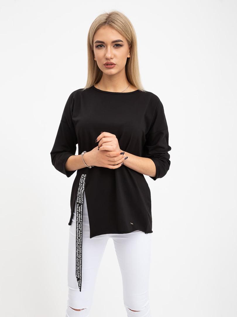 Блуза черная | 5415770
