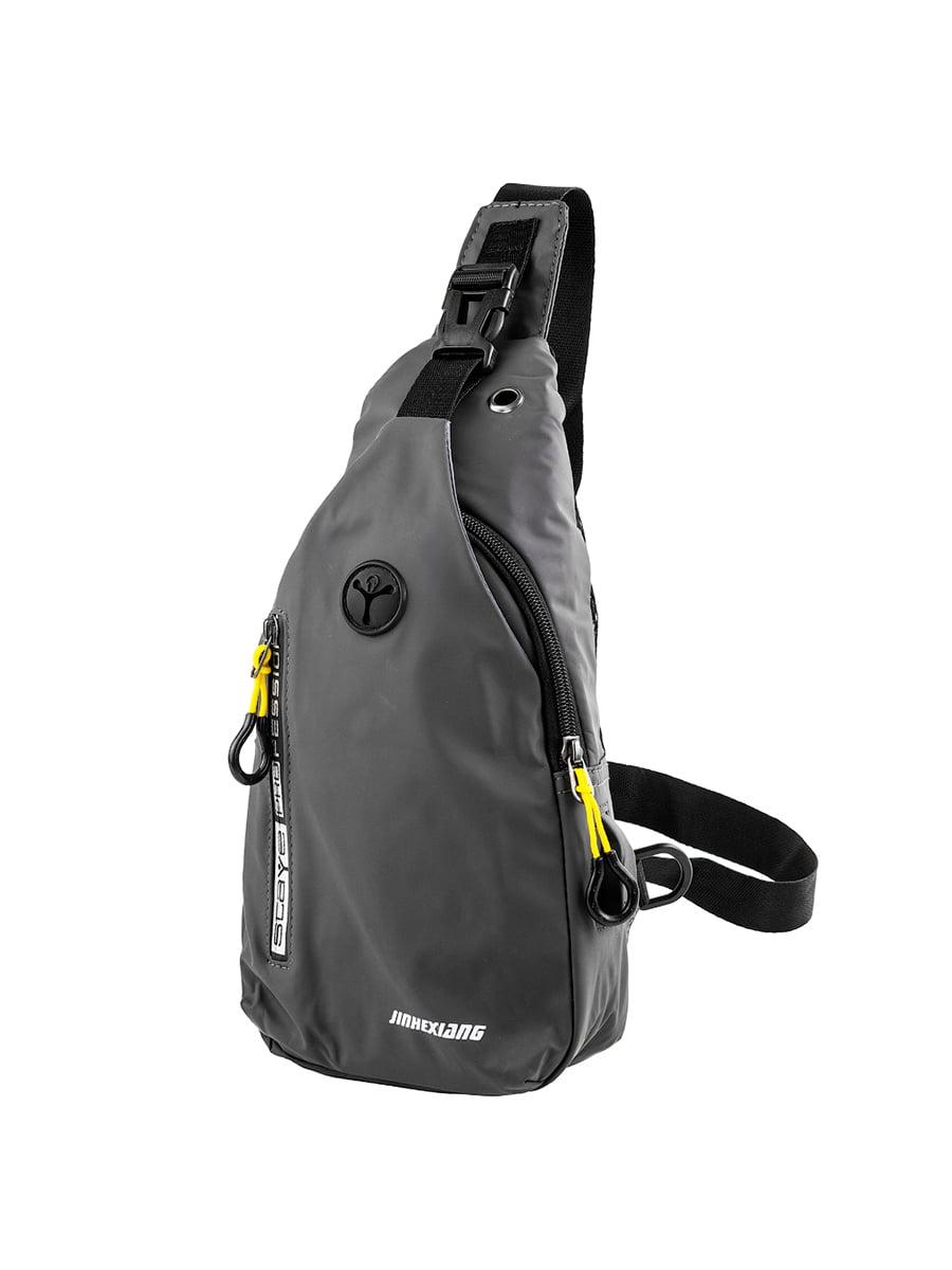 Сумка-рюкзак сіра | 5417011