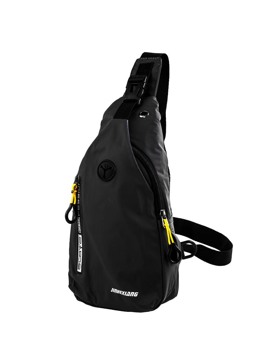 Сумка-рюкзак чорна | 5417012