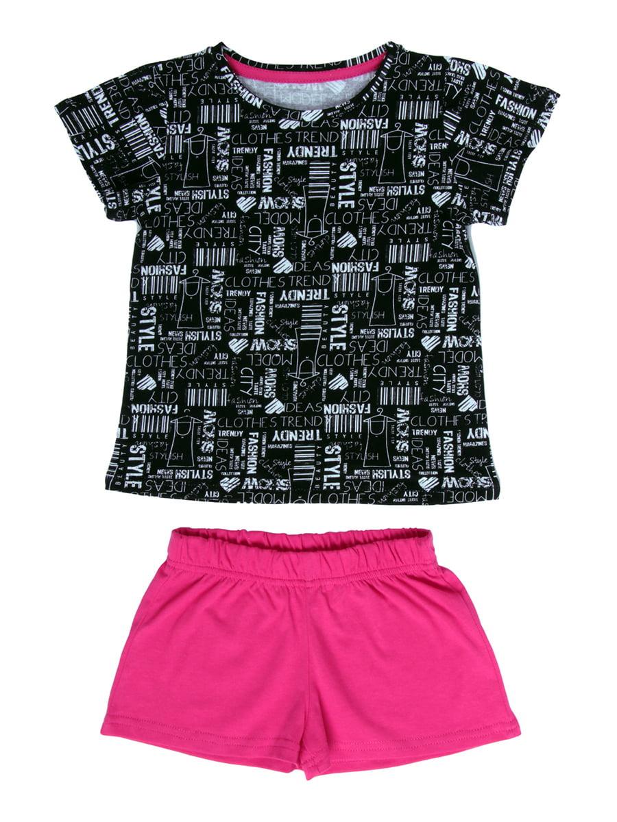 Піжама: футболка і шорти   5417163