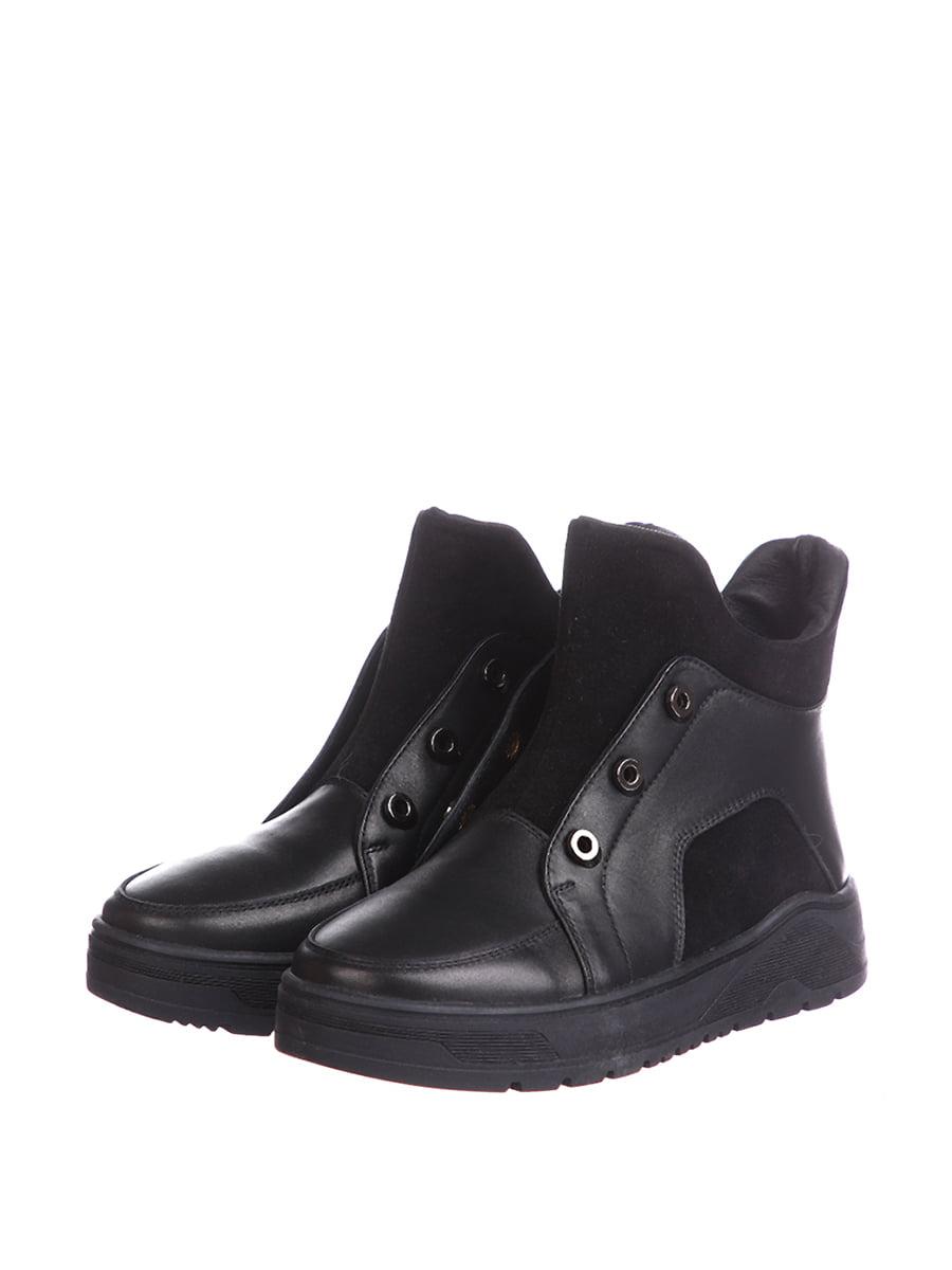 Черевики чорні | 5332071
