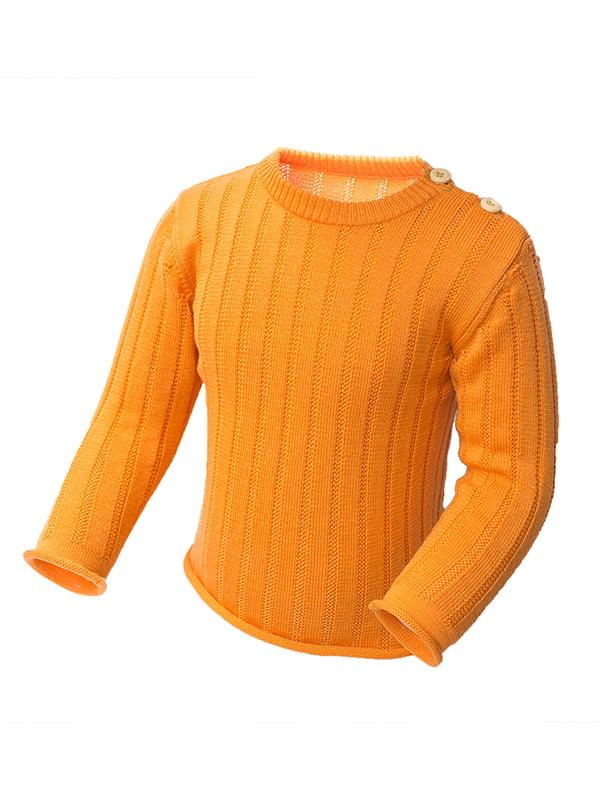 Джемпер помаранчевий | 5421431