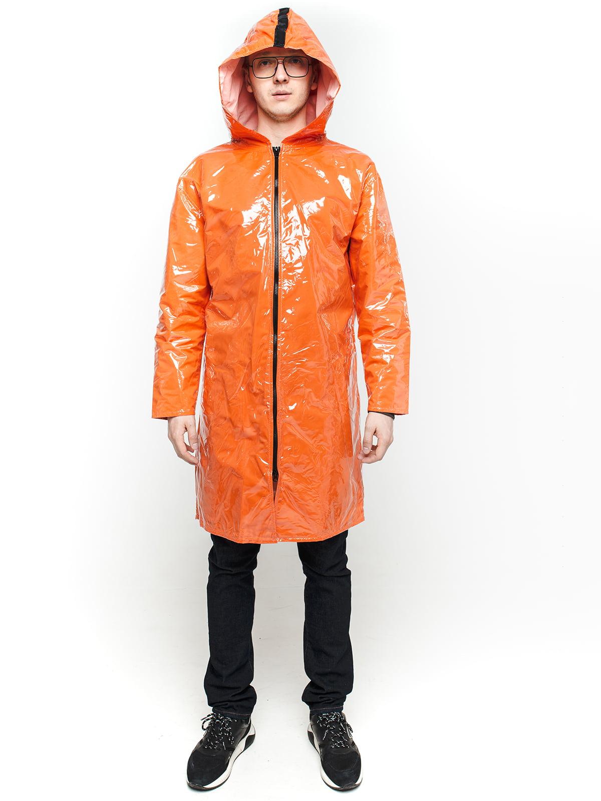 Дощовик помаранчевого кольору | 5421506