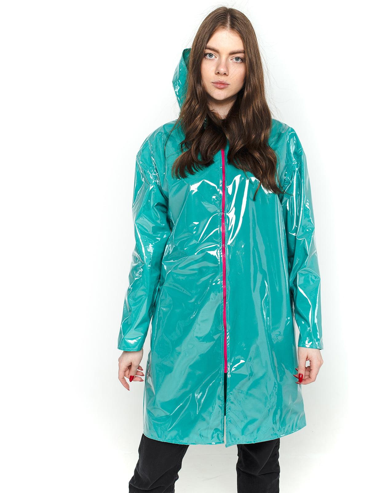 Дощовик бірюзового кольору | 5421505