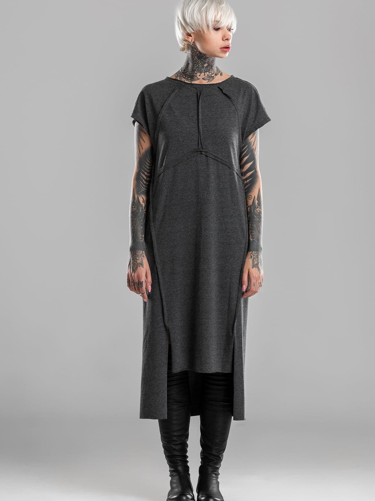 Сукня сіра   5422943