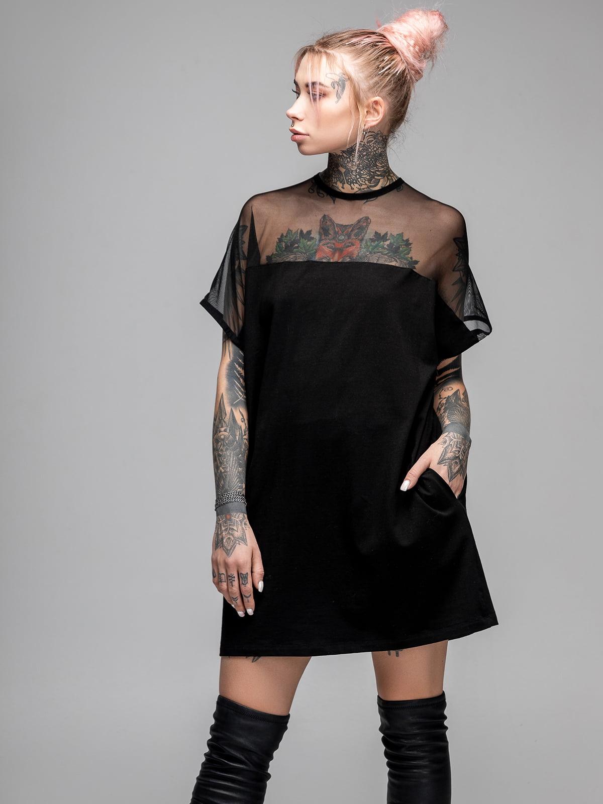 Сукня чорна   5422971