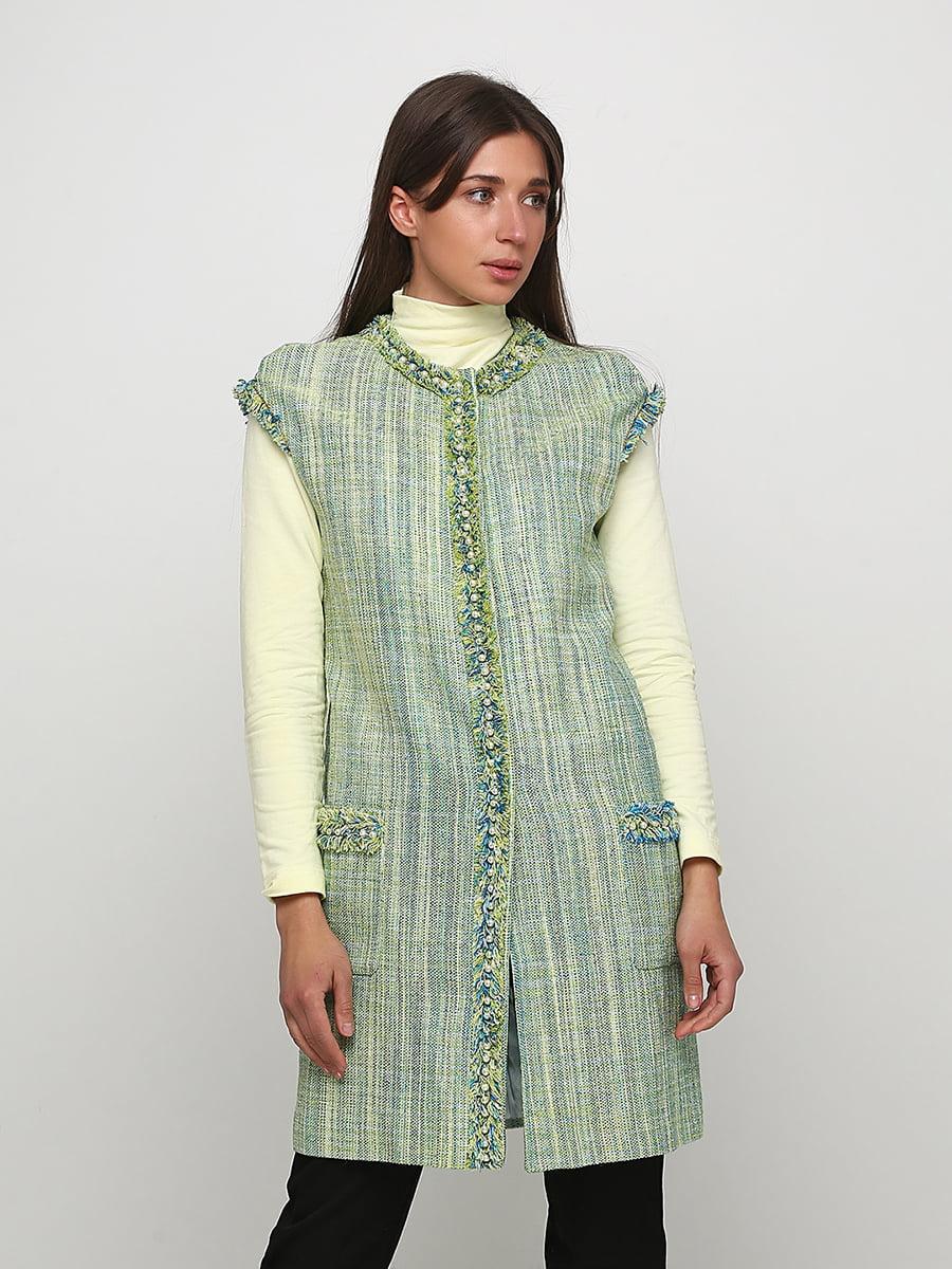 Жакет зелений | 5423049