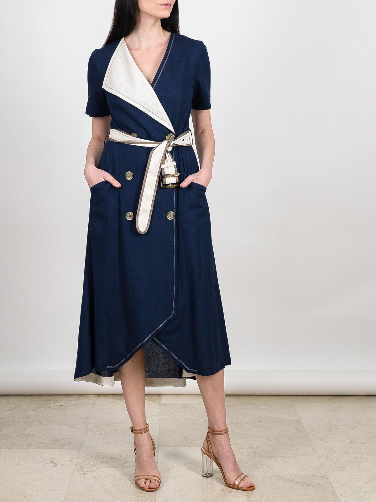 Сукня синя   5416780