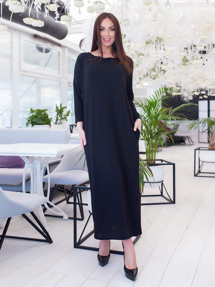 Платье черное | 5379614