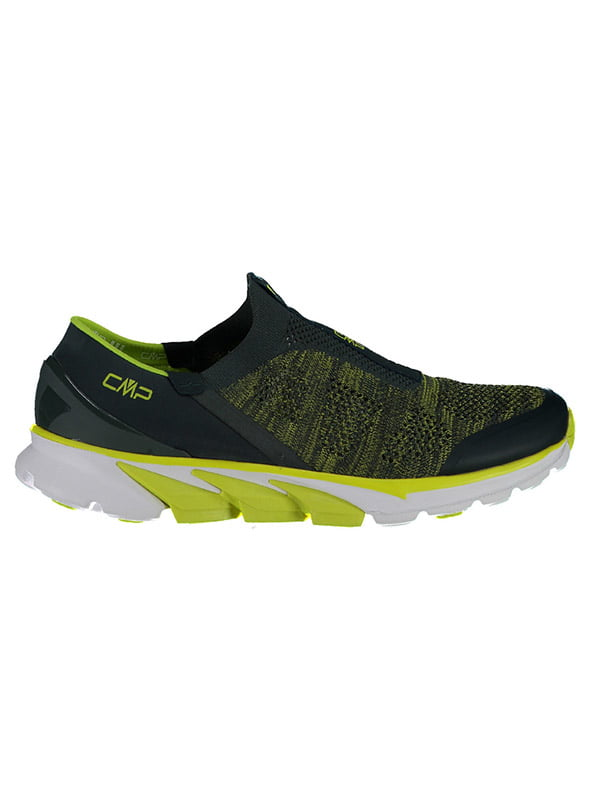 Кросівки чорно-жовті KNIT JABBAH HIKING SHOE 39Q9527-U940 | 5398200