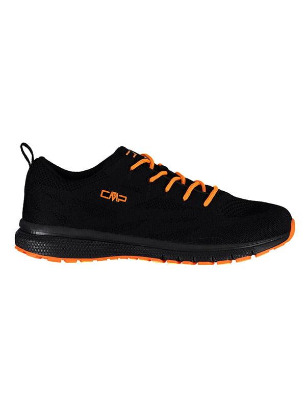 Кроссовки черно-оранжевые | 5398202