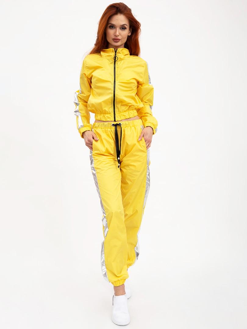Костюм спортивный: куртка и брюки | 5426987