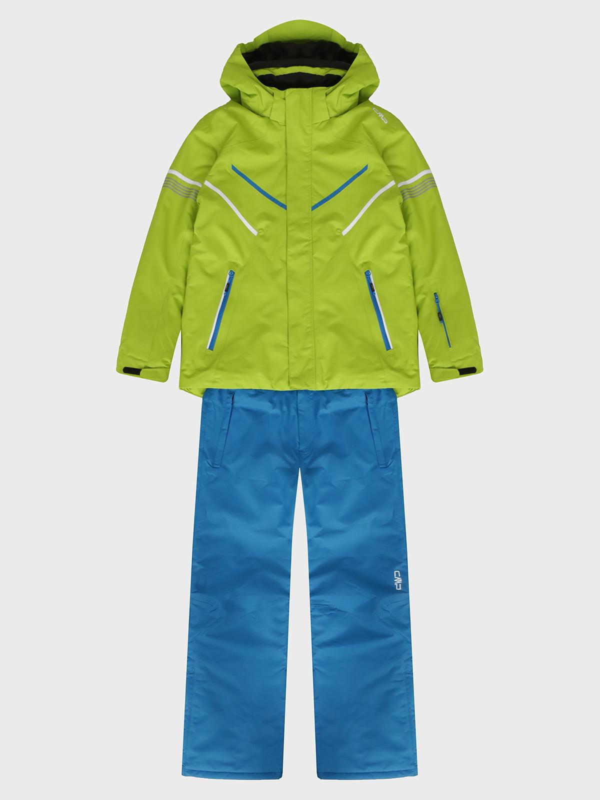 Костюм лыжный: куртка и брюки   5259867