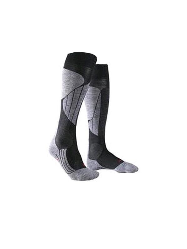 Носки лыжные черные | 5260365