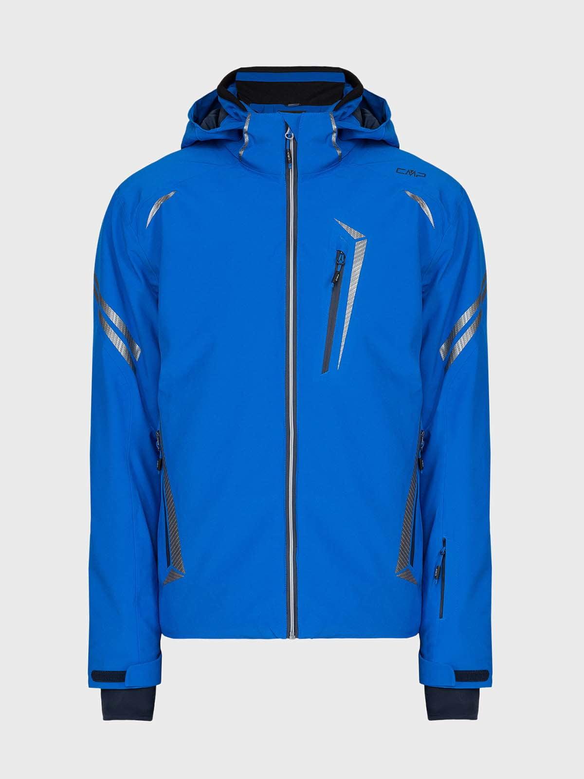 Куртка лижна синя | 5264454