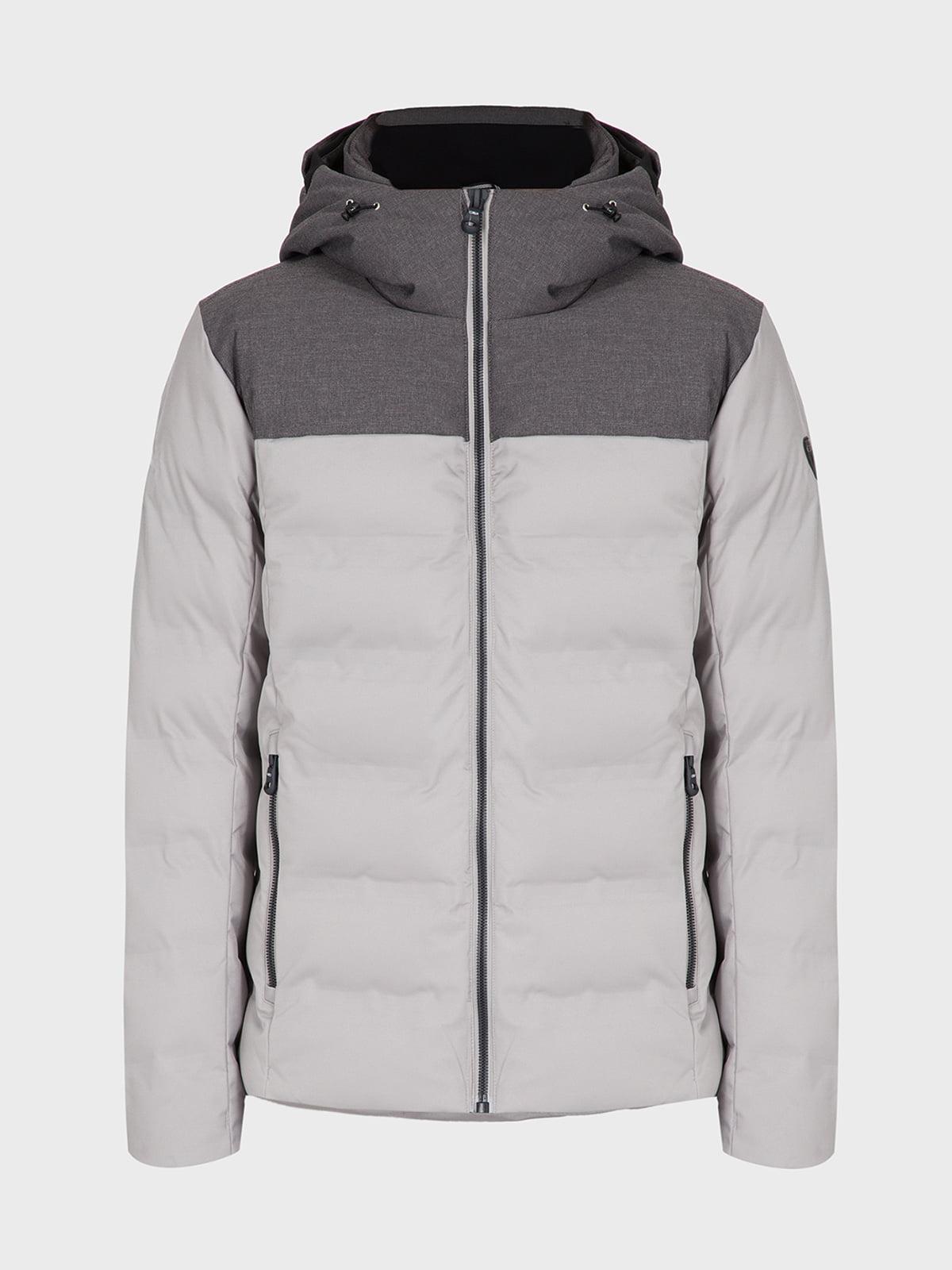 Куртка серая | 5398225