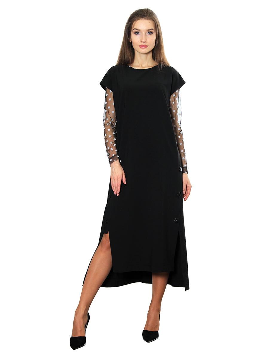Платье черное   5428713