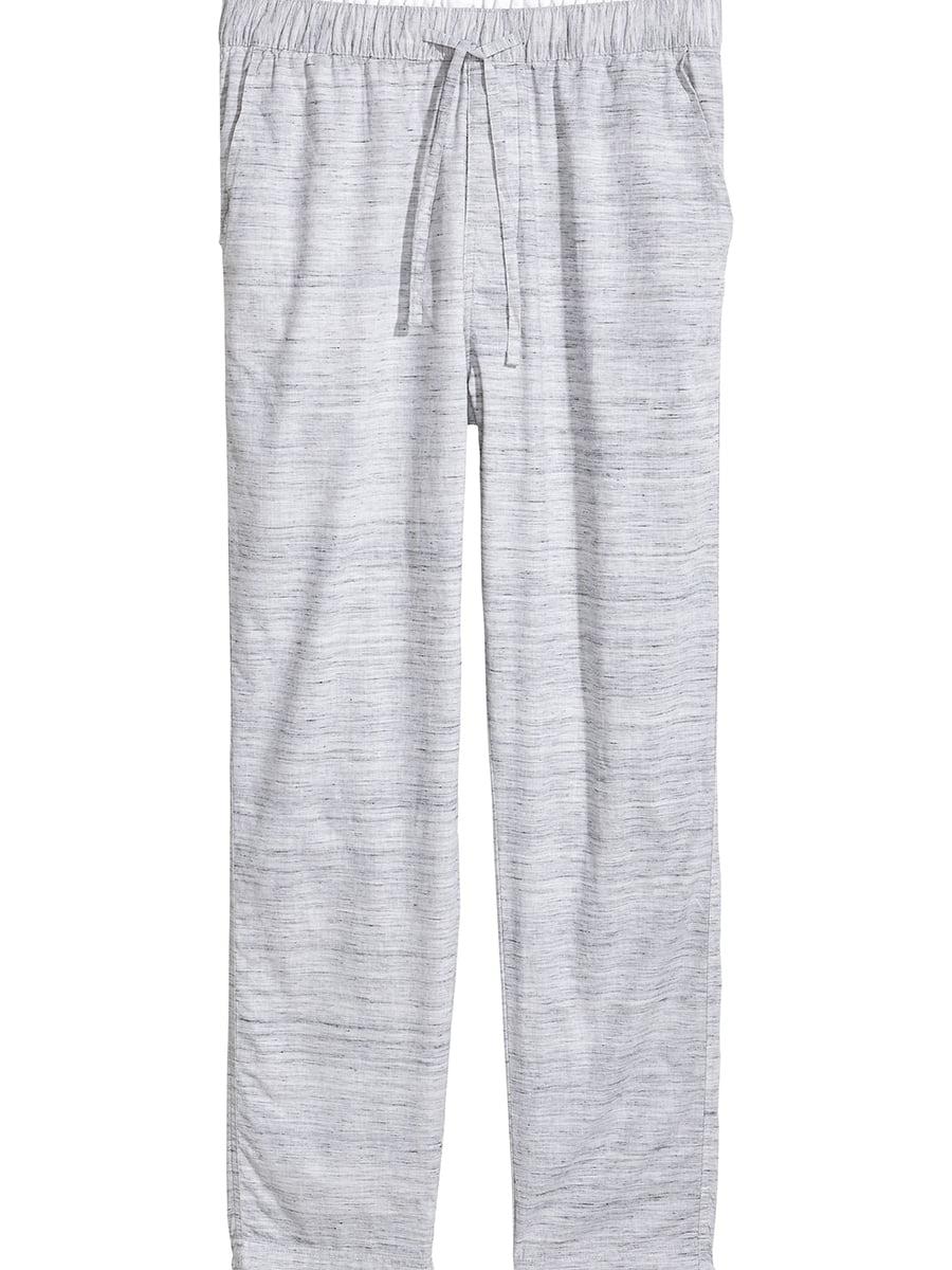 Брюки пижамные серые | 5428600