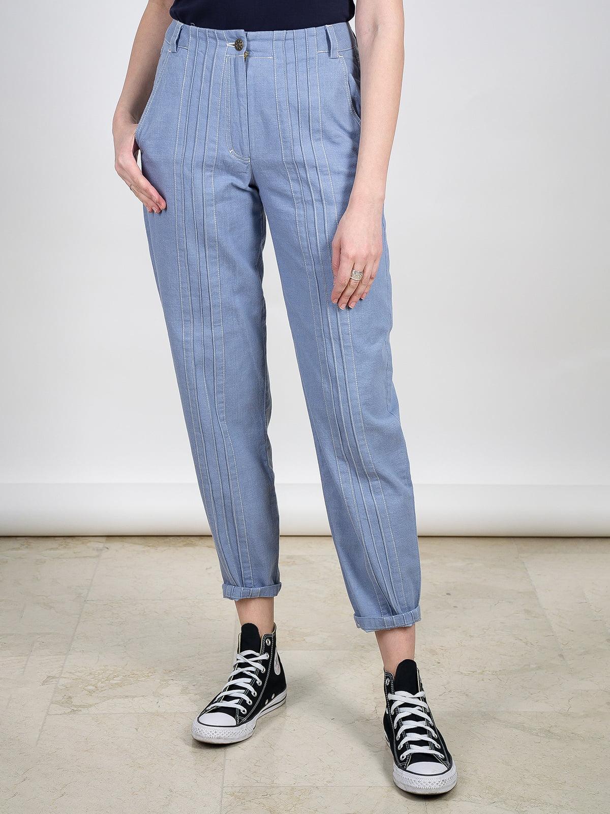 Штани блакитного кольору | 5364017
