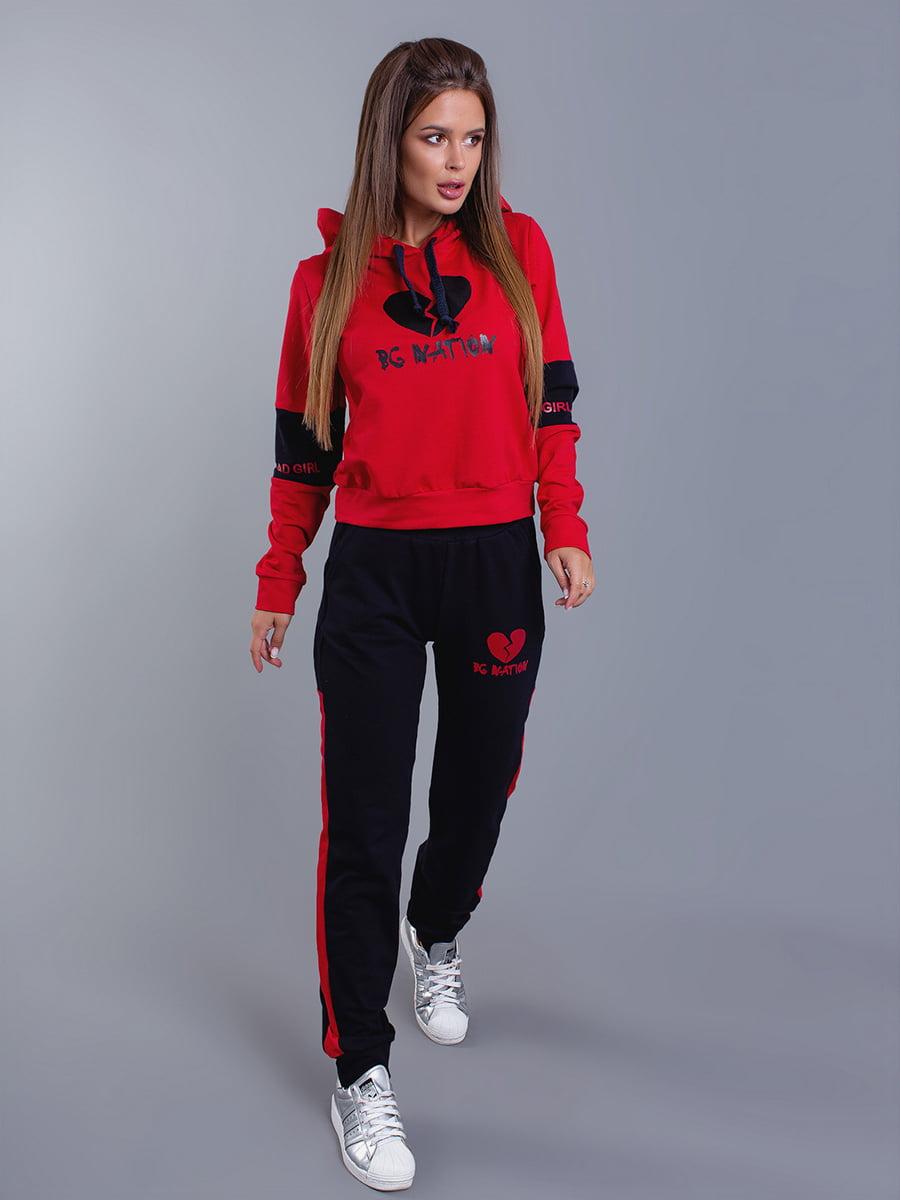 Костюм спортивний: худі і штани | 5430937