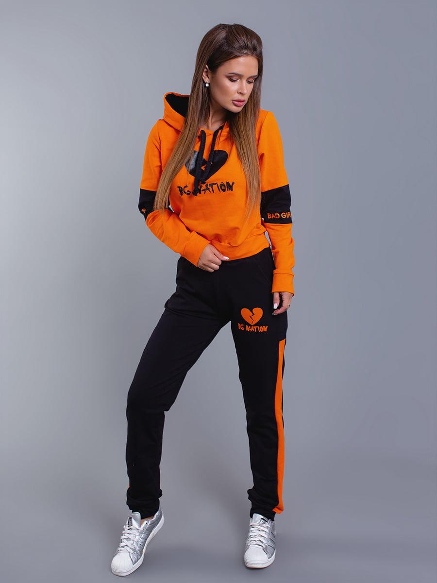 Костюм спортивний: худі і штани | 5430938