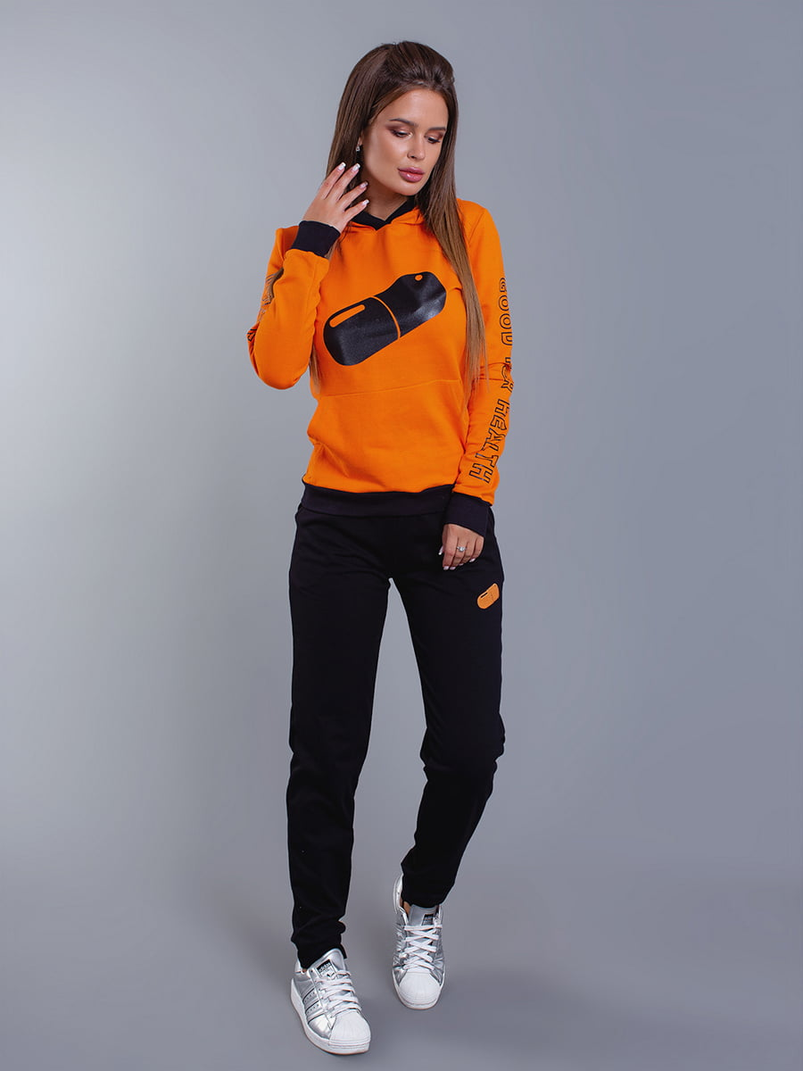 Костюм спортивний: худі і штани | 5430940