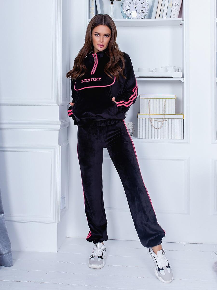 Костюм спортивный: худи и брюки | 5430944