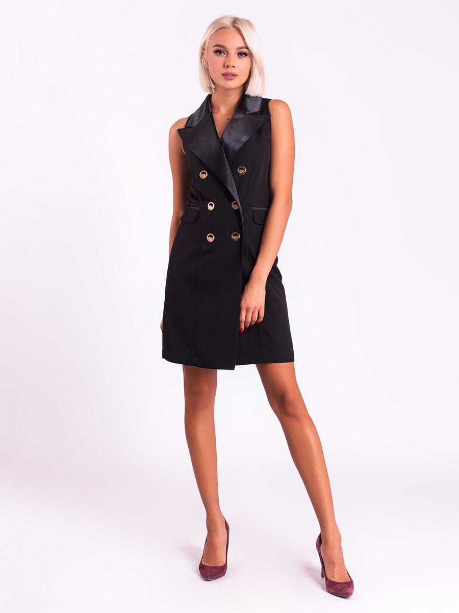Сукня чорна | 5430954