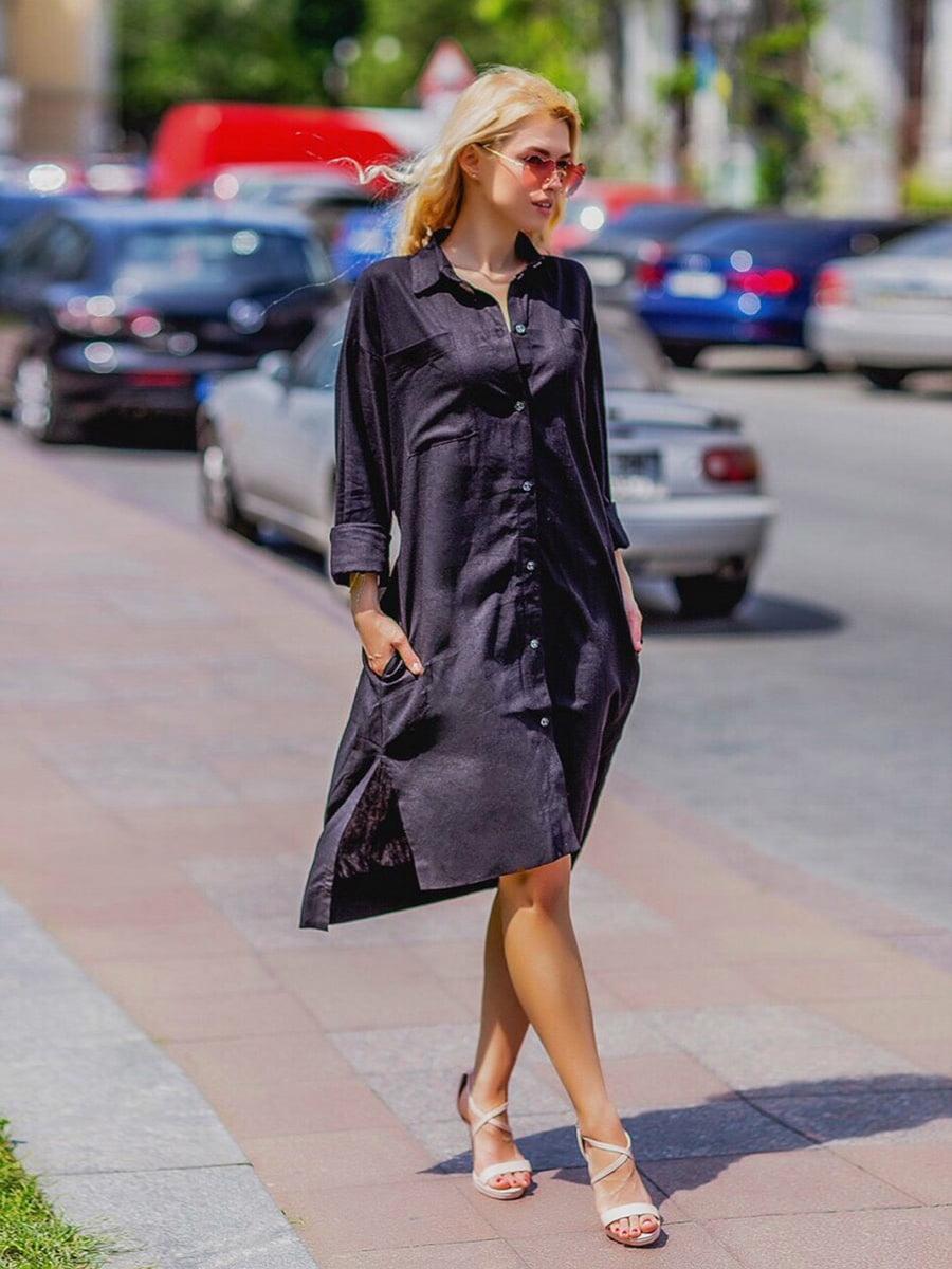 Платье черное | 5430965