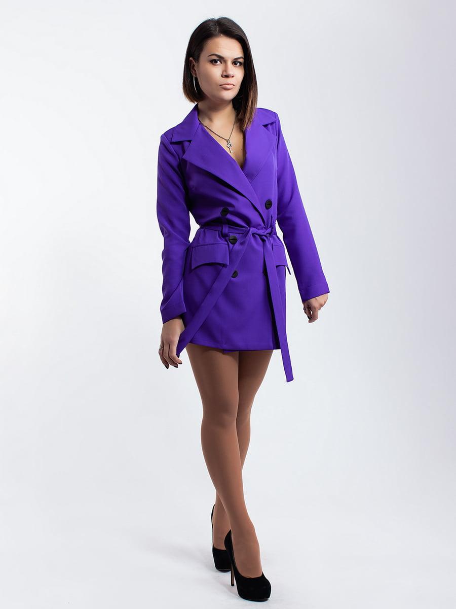 Комбинезон фиолетовый | 5431000
