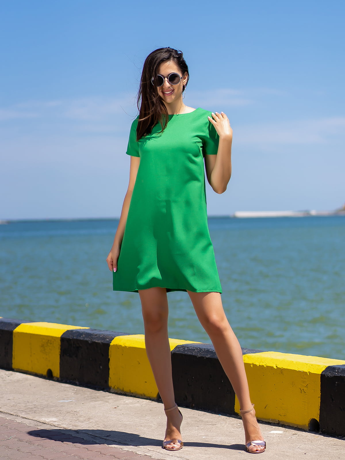 Сукня зелена | 5431013