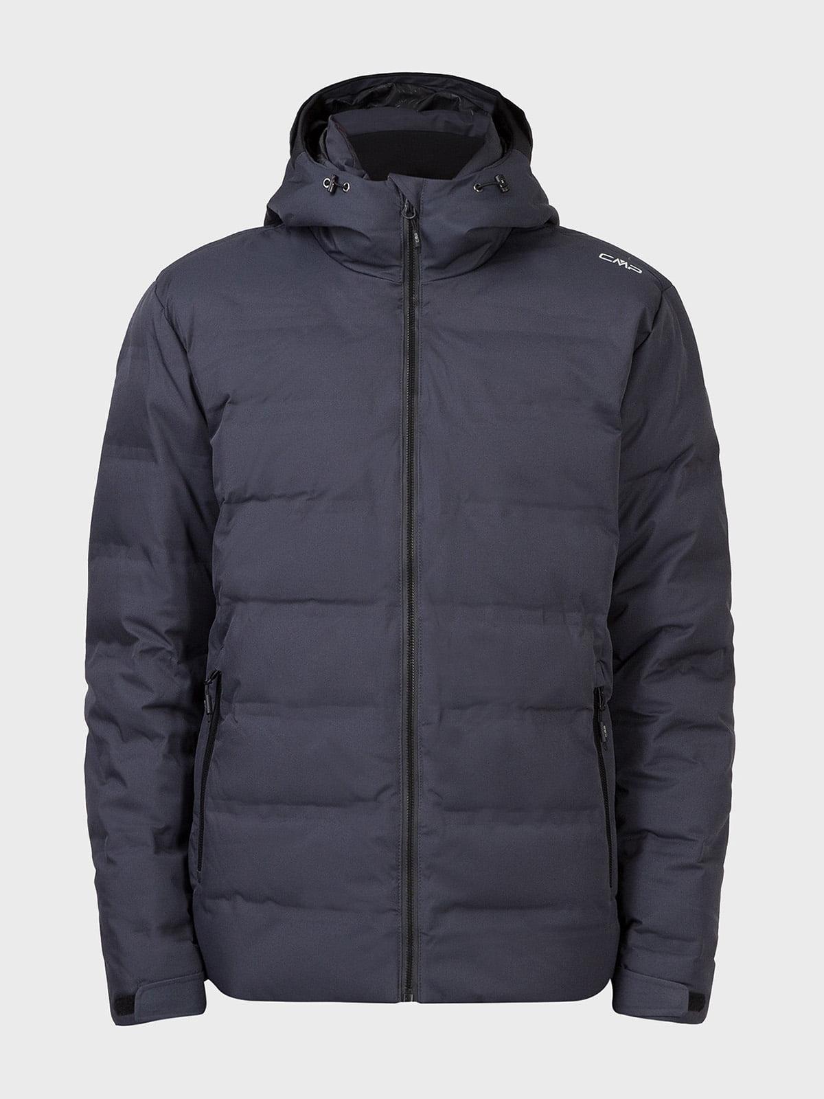 Куртка лижна антрацитового кольору   5260000