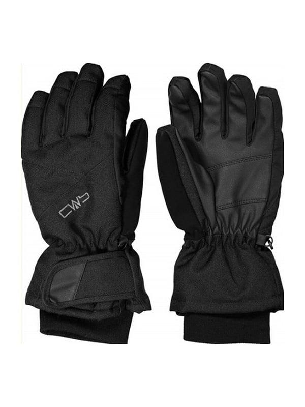 Перчатки черные | 5260028