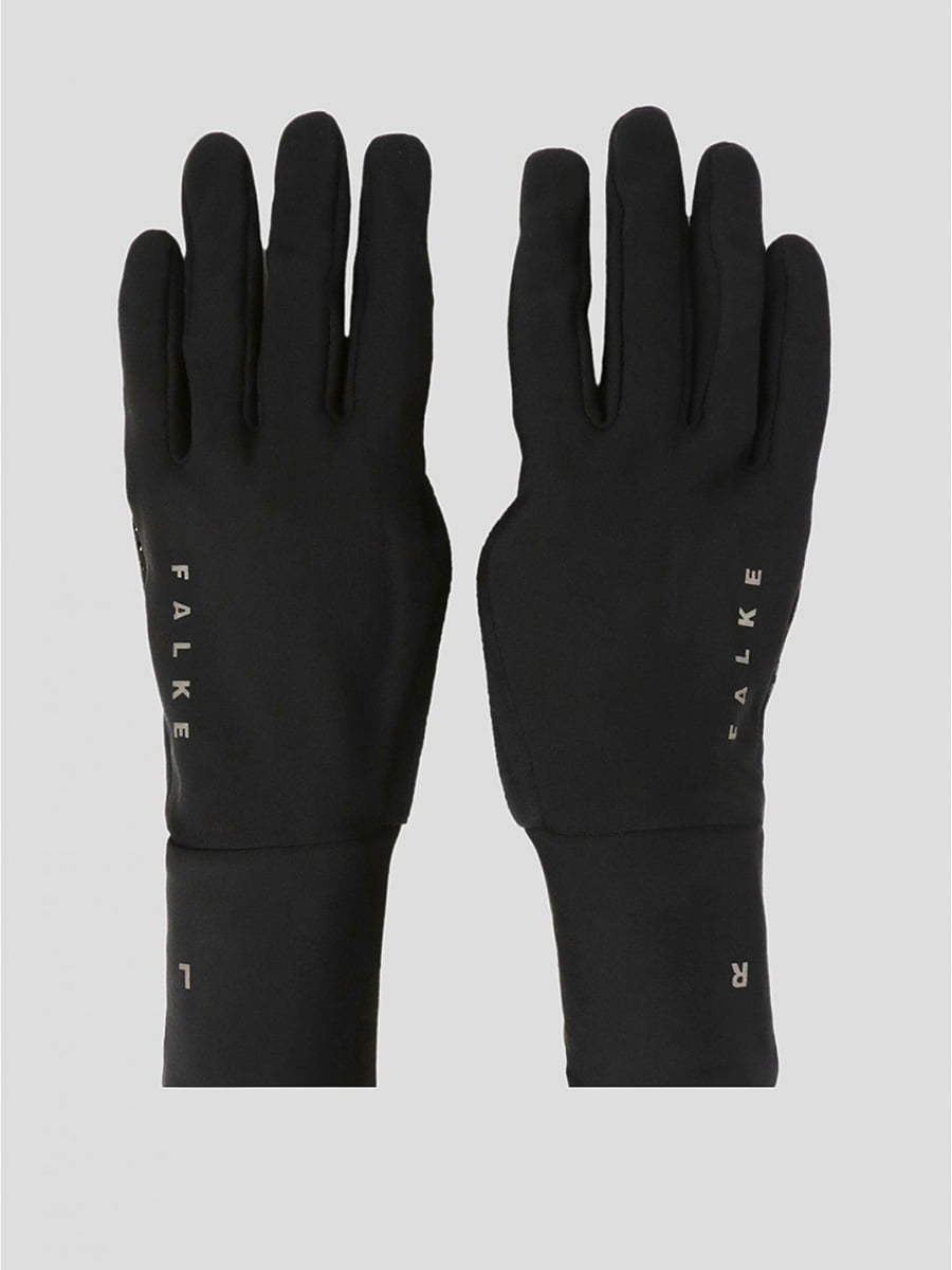 Перчатки черные   5398045