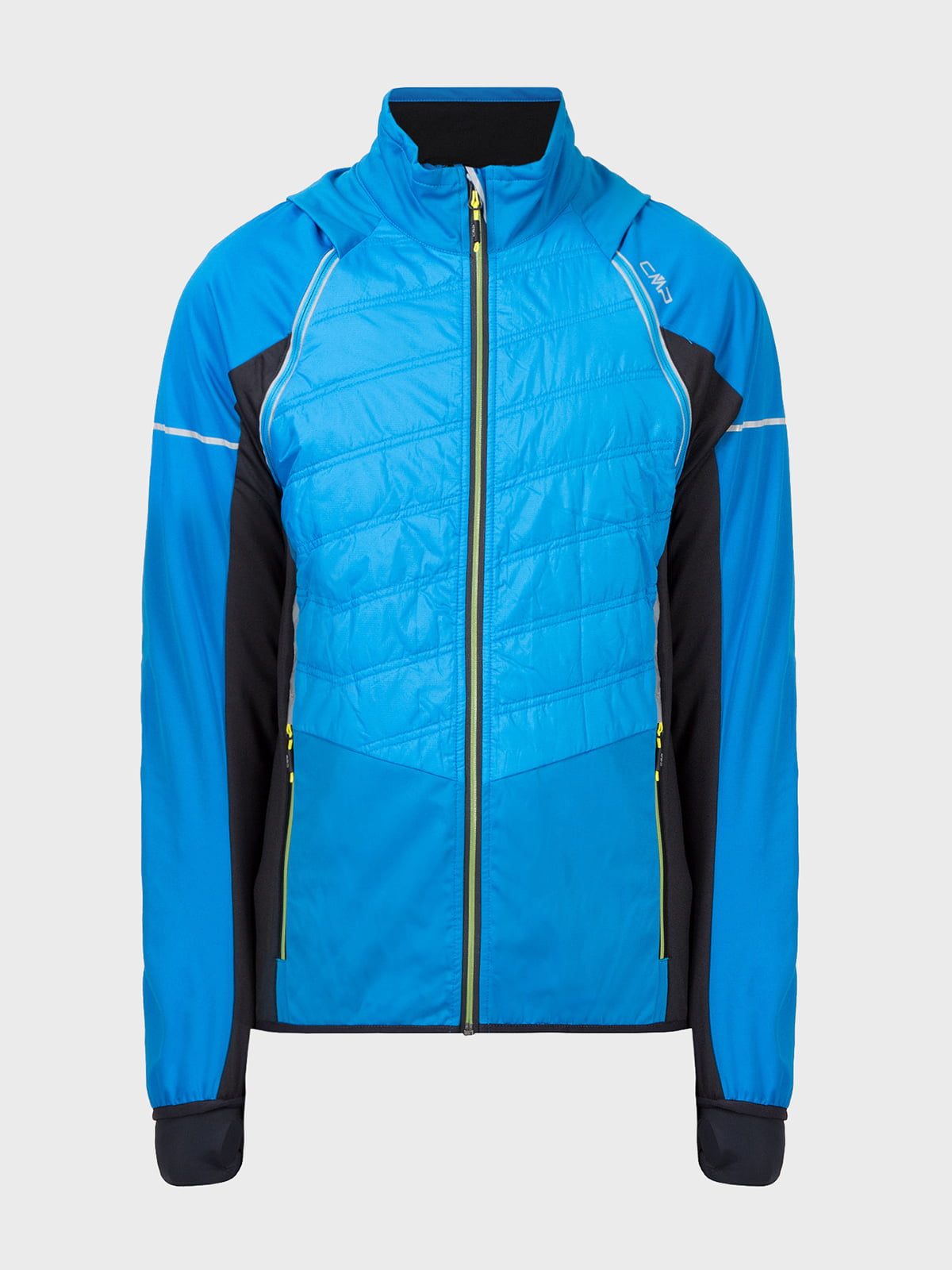 Куртка спортивна синя   5398796