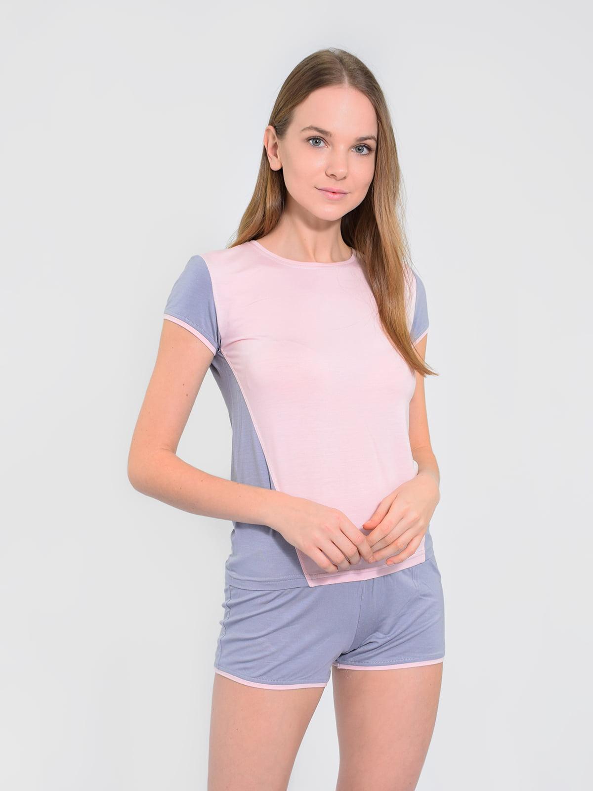 Піжама: футболка і шорти   5431300