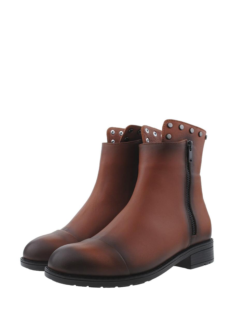 Черевики коричневого кольору | 5436210