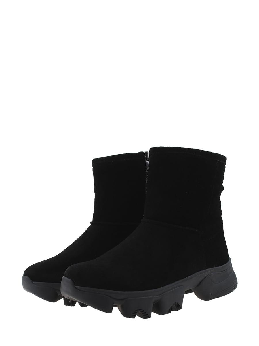 Ботинки черные | 5436238