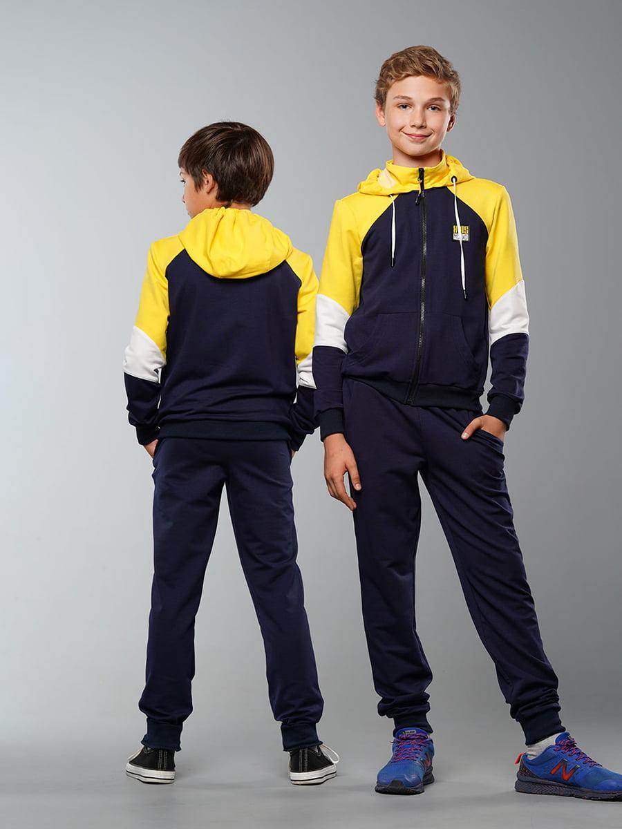 Костюм спортивний: кофта та штани | 5444147