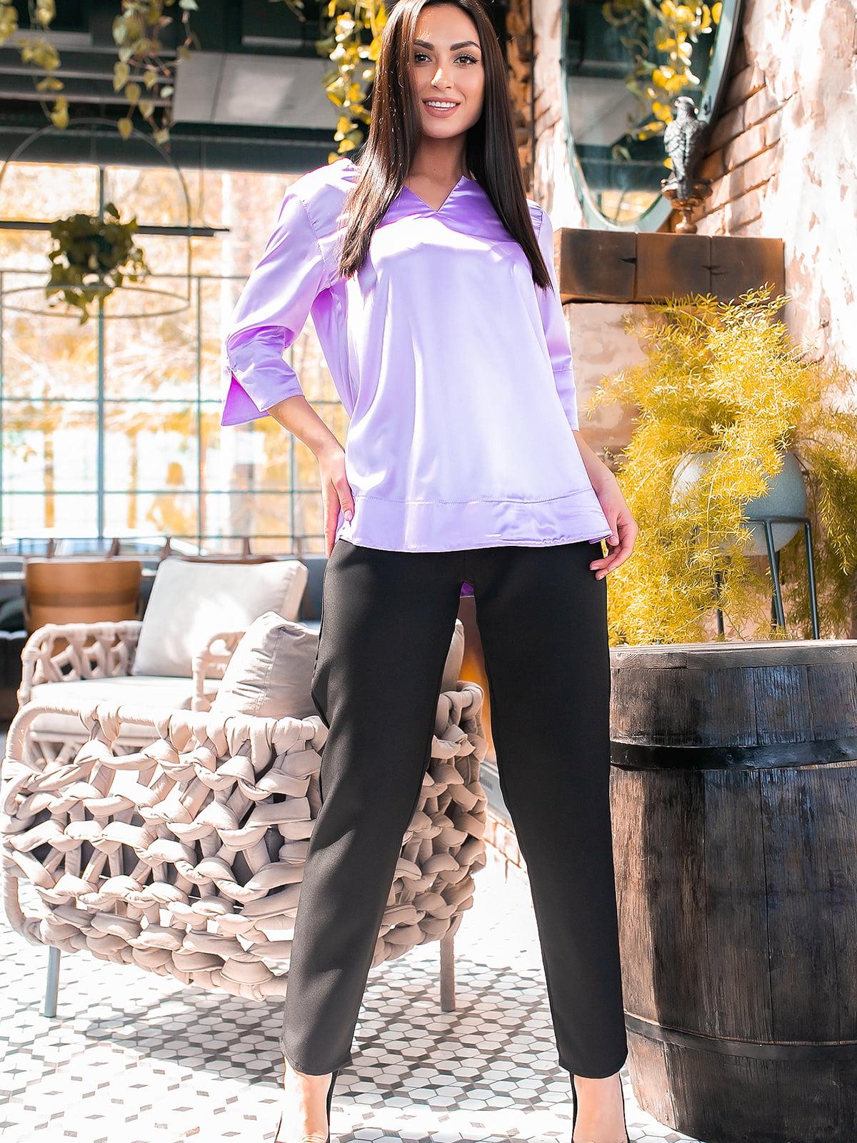 Костюм: блуза и брюки | 5445296