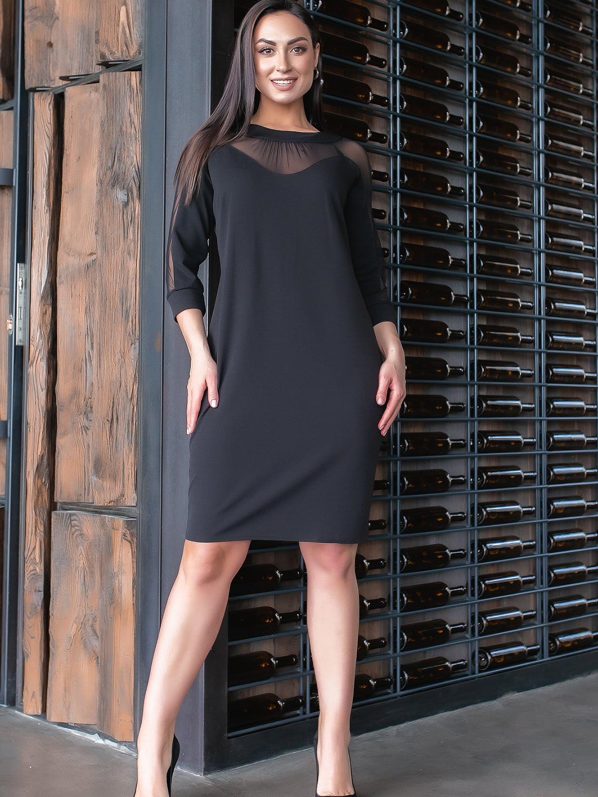 Сукня чорного кольору | 5445316