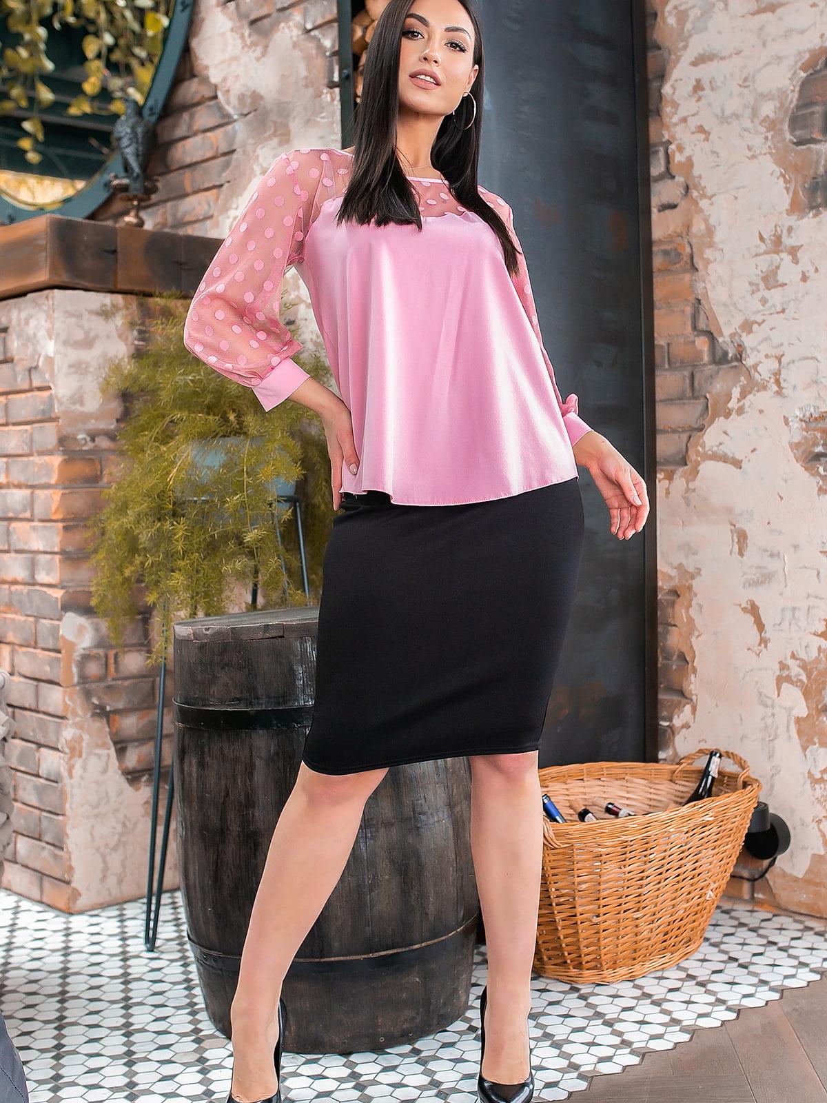 Костюм: блуза і спідниця | 5445352