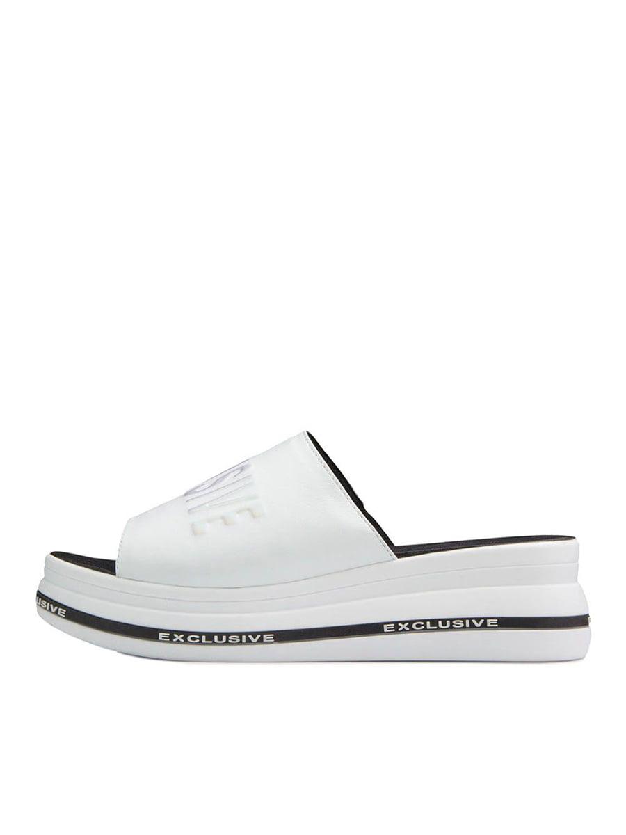 Шльопанці білі | 5446609
